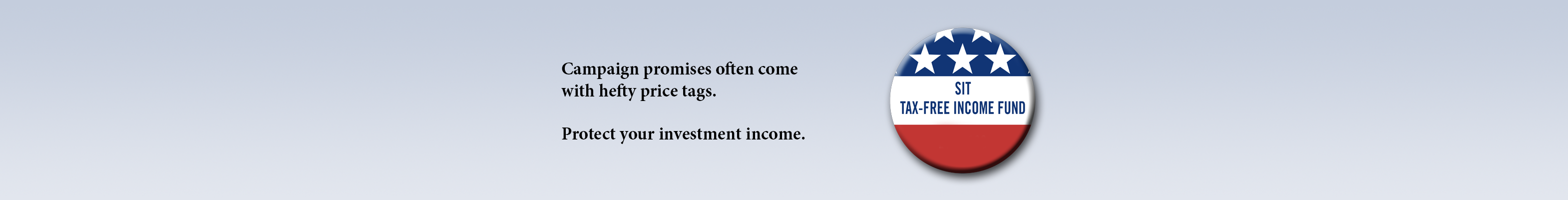 sit investments Sit Tax-Free Income Fund – Overview – Sit Mutual Funds